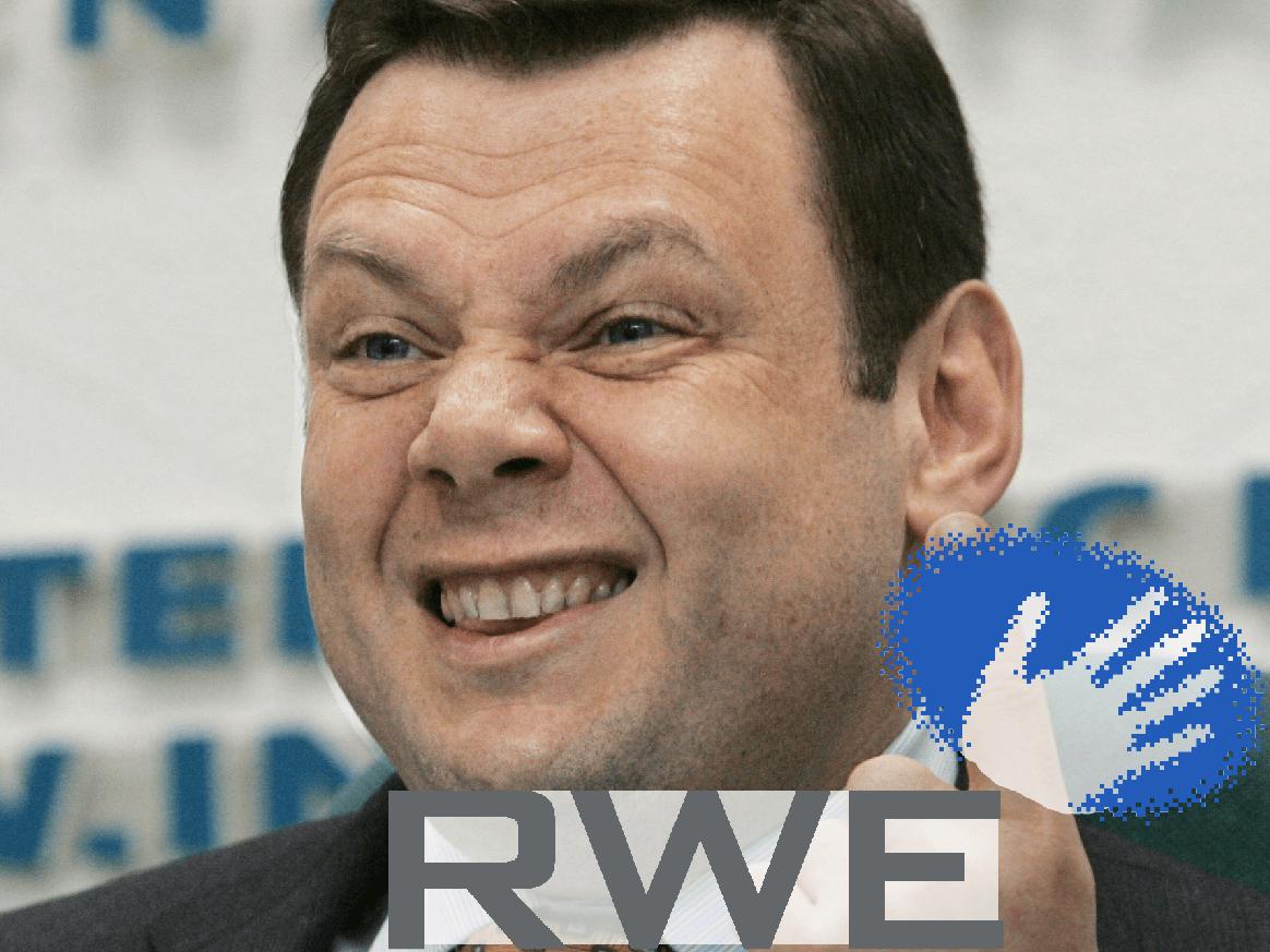 Mikhail Fridman - RWE Dea