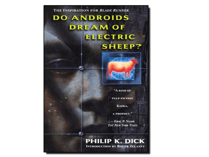 science fiction book