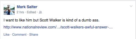 Salter Facebook