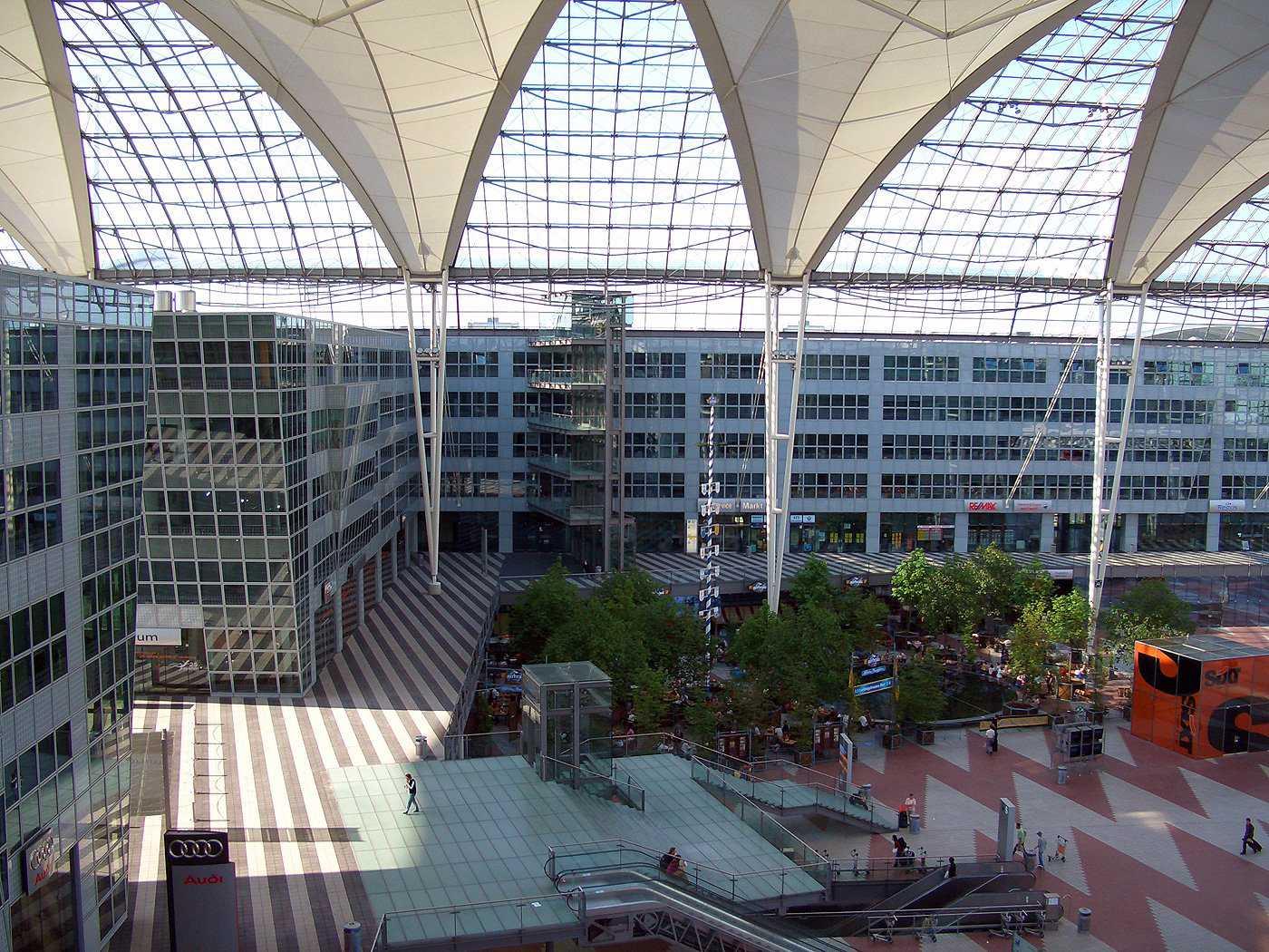 3. Munich Airport (MUC)