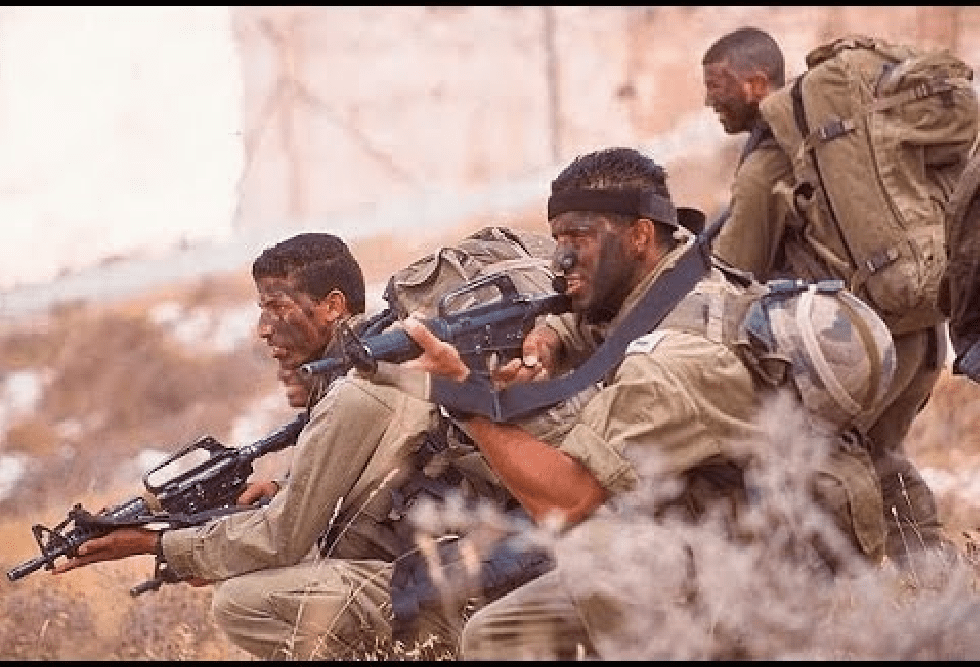 4. Israel's Sayeret Matkal is another of the world's most elite units. Its primary purpose is intelligence gathering, and it often operates deep behind enemy lines. During the selection camp (Gibbush), would-be recruits endure hardcore training exercises while being constantly monitored by doctors and psychologists. Only the strongest get in.