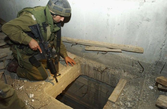 In 2003, Israeli taxi driver Eliyahu Gurel was kidnapped after transporting four Palestinians to Jerusalem in his cab. But the Sayeret Matkal unit located and rescued him from a 10-meter pit in an abandoned factory in a suburb of Ramallah.