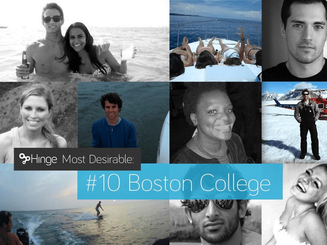 10. Boston College