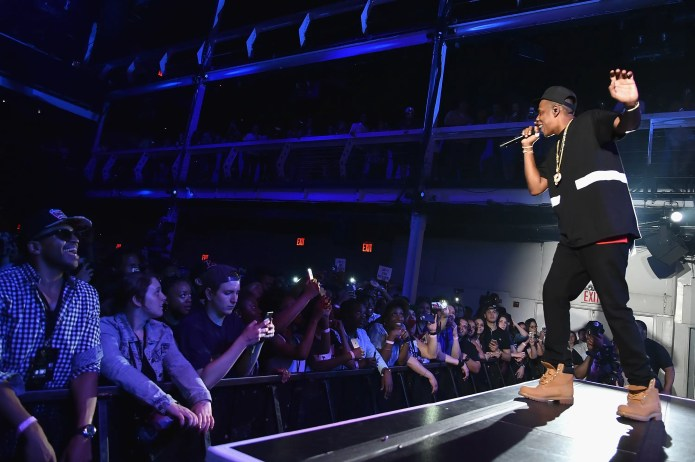 Jay Z was ranked No. 2. The hip-hop legend earned $56 million.
