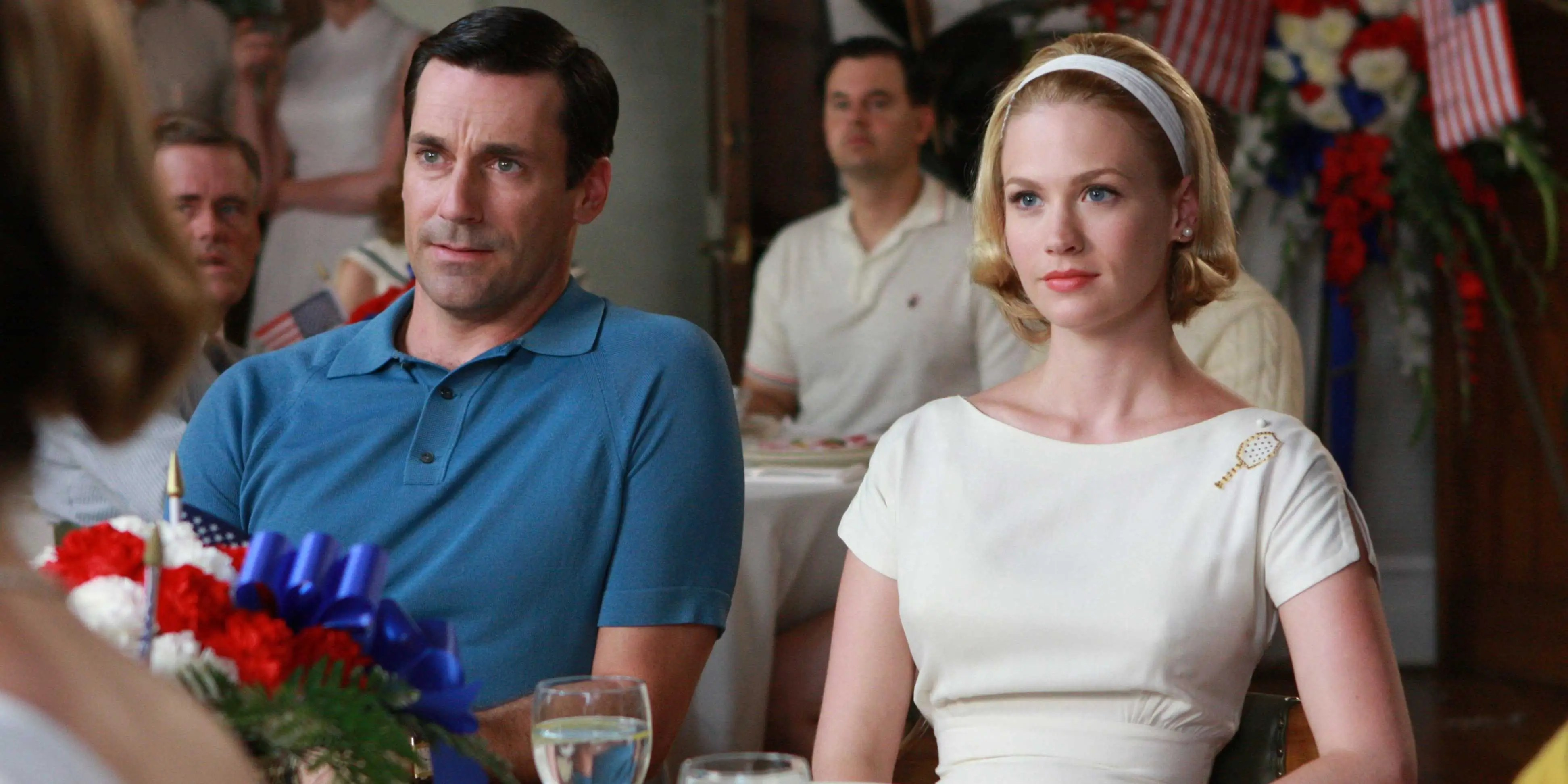 Mad Men Don Betty Jon Hamm January Jones