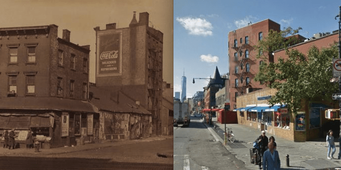 Nyc Before And After Photos From The 1800s  Business Insider