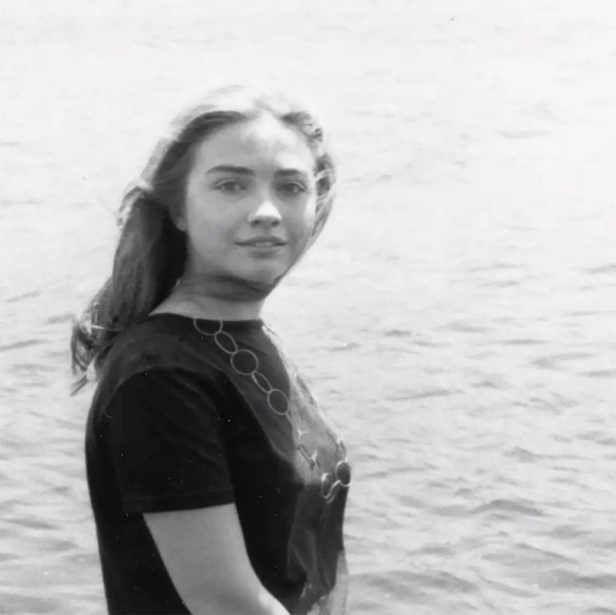 While a student at Wellesley College, Clinton began to drift from her father's conservative values and lean to the left, causing them to fall out, according to some of Clinton's biographers. She majored in political science.