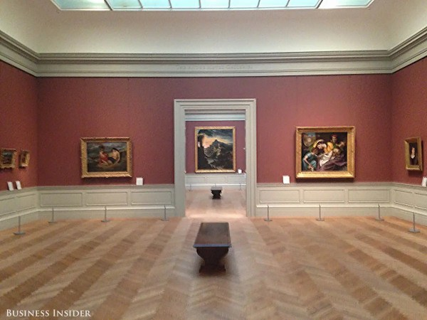 Private Tour Of Empty Metropolitan Museum