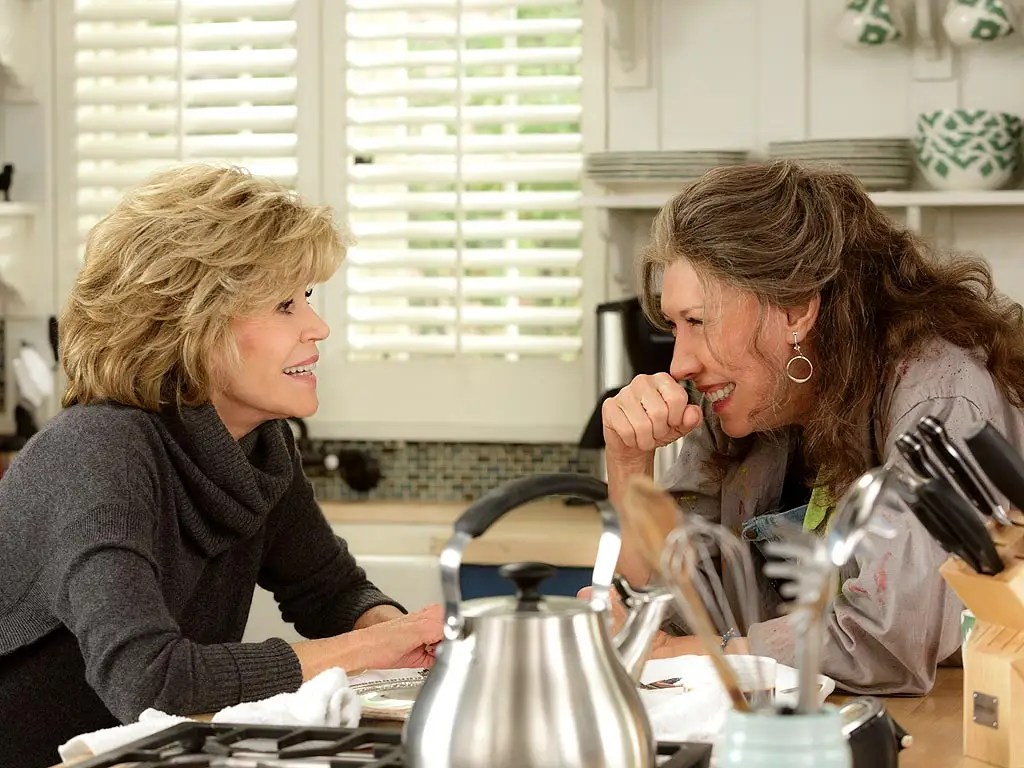 """Grace and Frankie"" season two (May 6)"