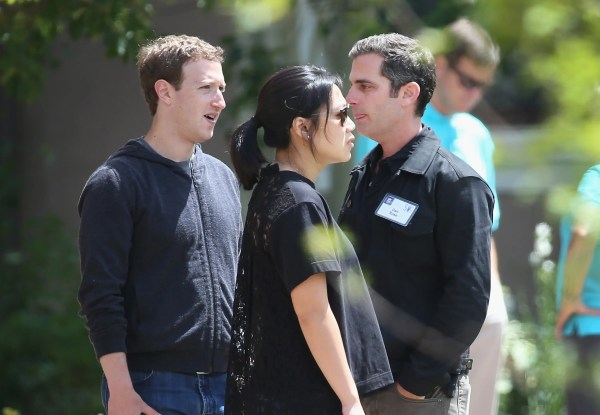 Mark Zuckerberg Wife Priscilla Chan