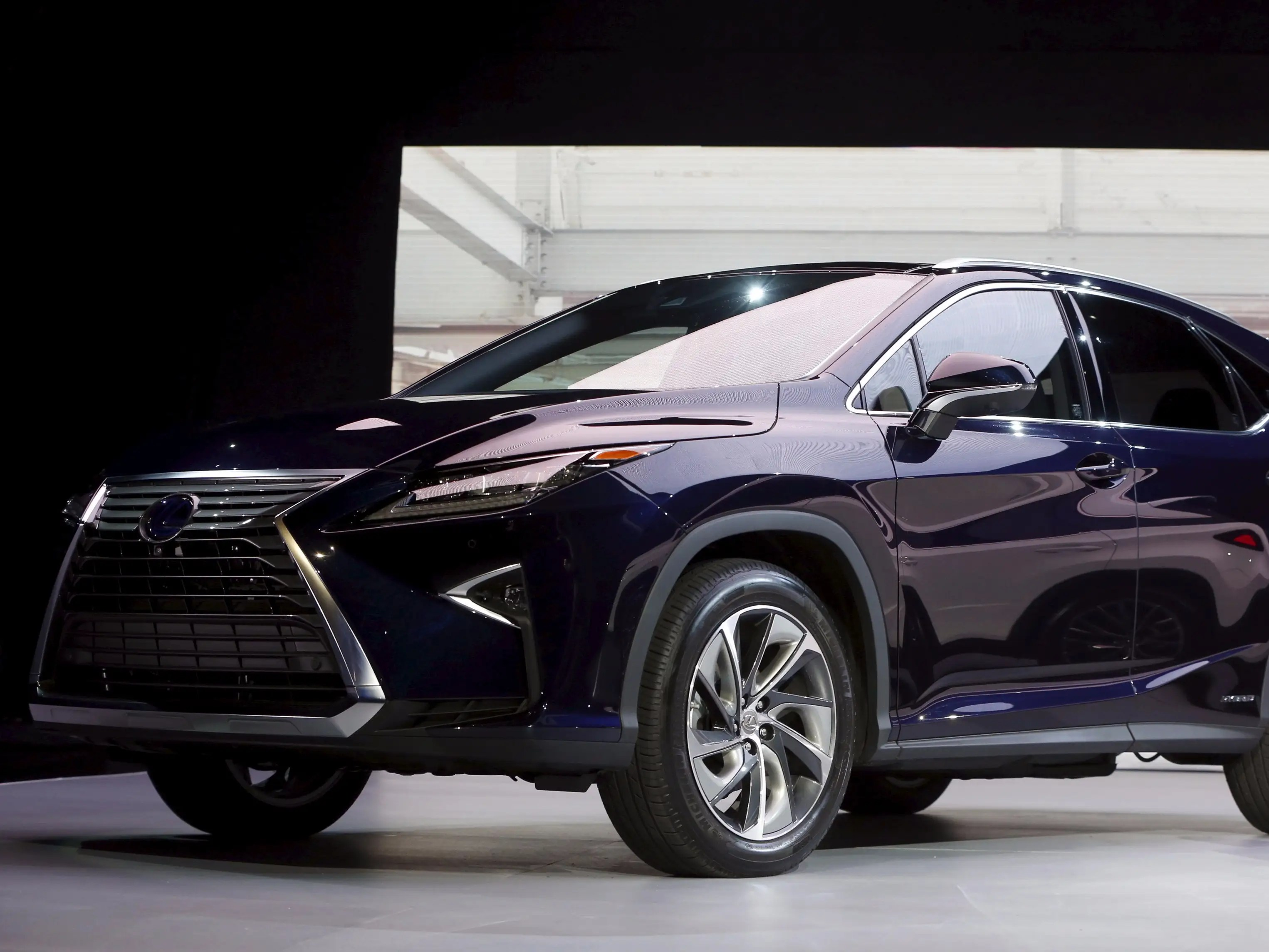 Toyota Is Holding Off Building The Lexus Brand In China