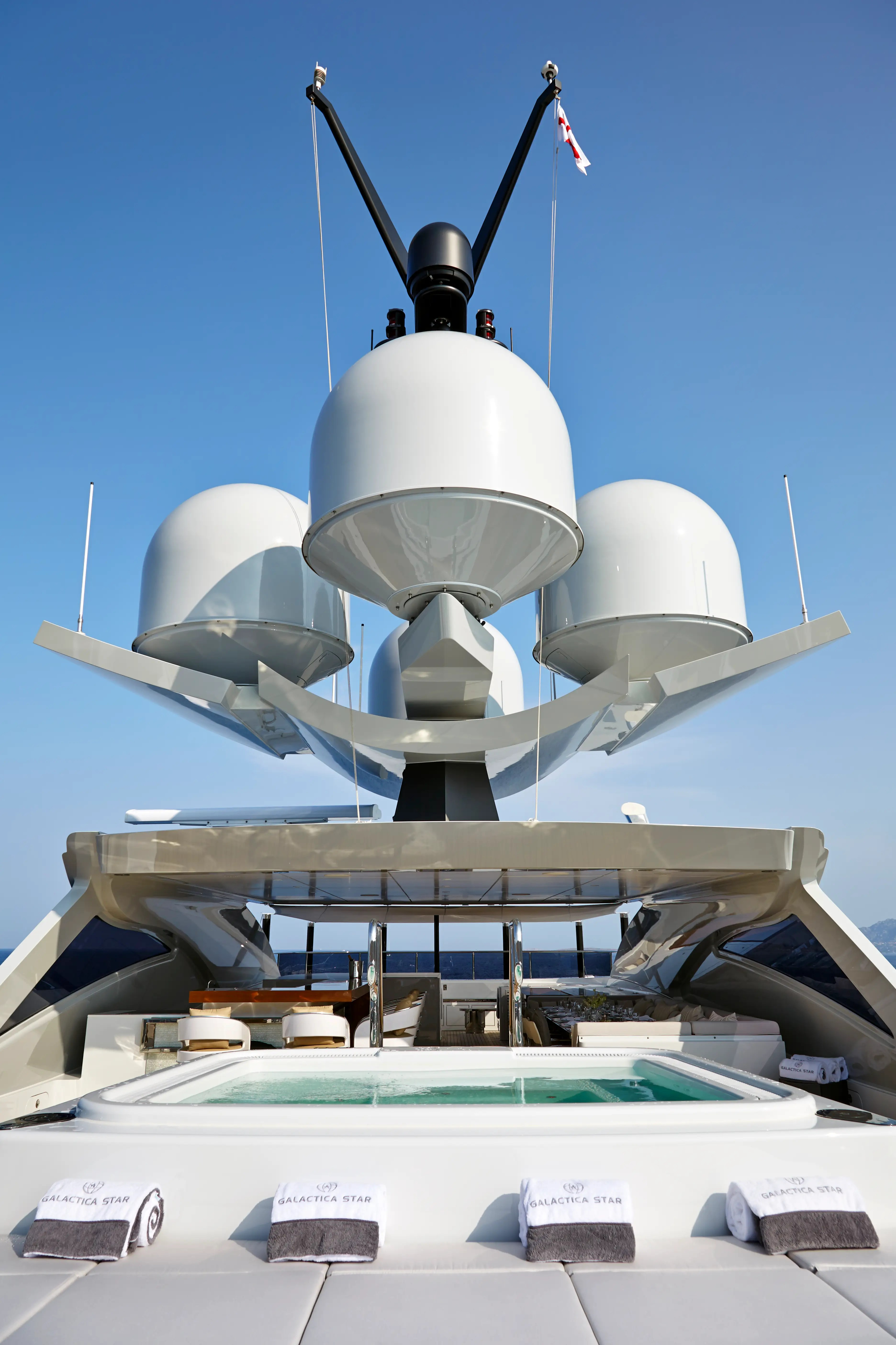 Galactica Star 50 Million Yacht Pictures Business Insider