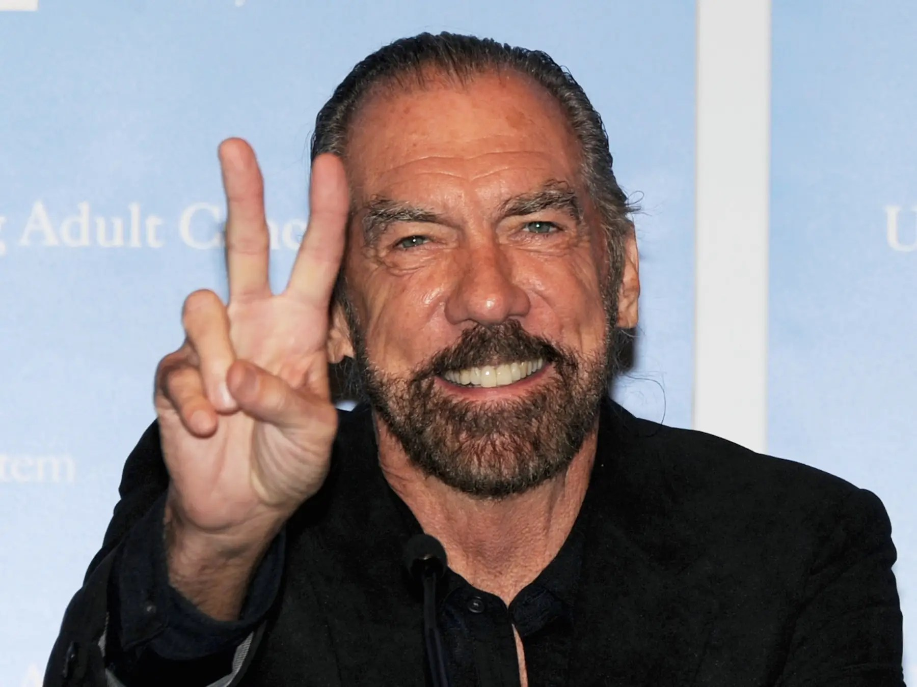 John Paul DeJoria lived in his car before John Paul Mitchell Systems took off.
