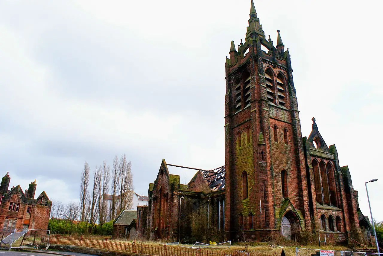 Coatbridge Church