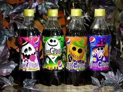 Pepsi Ghost