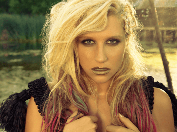 Kesha Warrior Photo Shoot