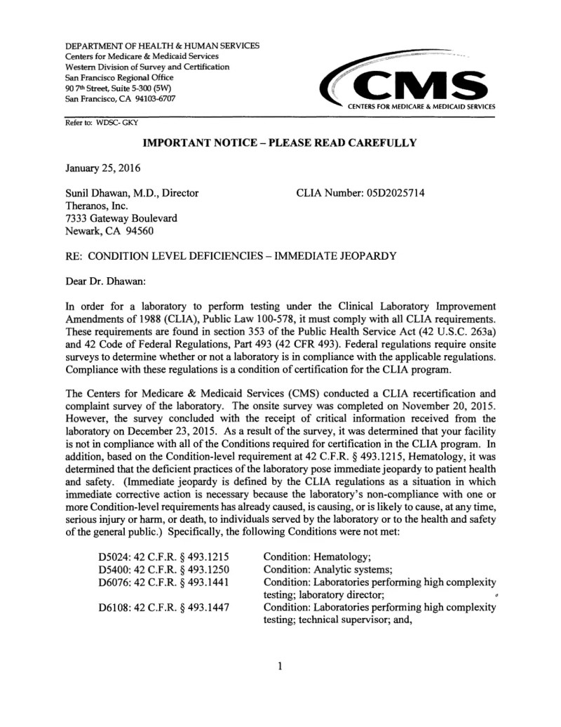 Cms Survey And Certification Letters Creativeletter