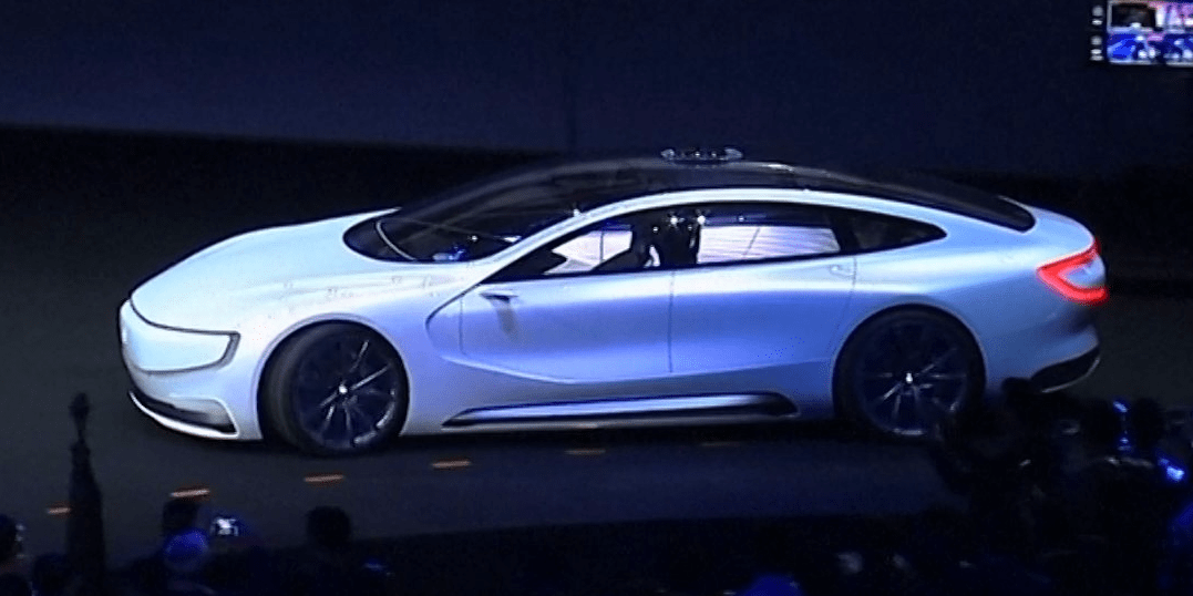 Leeco Lesee Electric Car  Business Insider