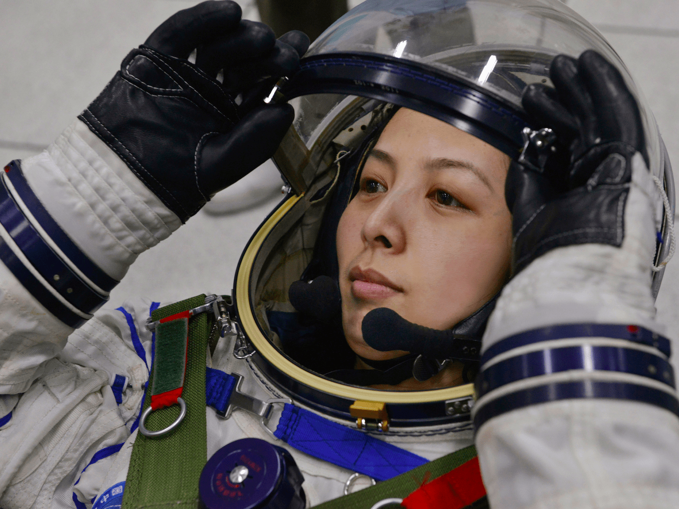 China Chinese Astronaut Wang Yaping