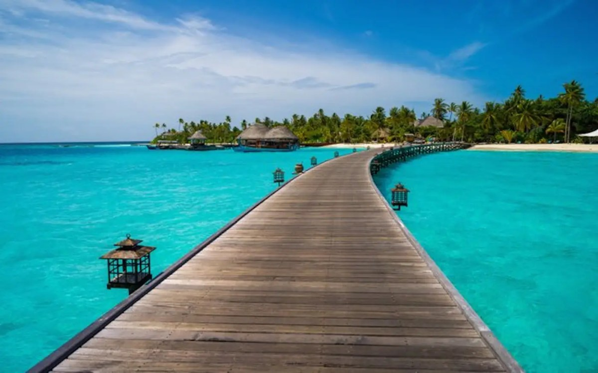 1. The Maldives