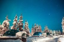 Northern Lights Kakslauttanen Arctic Resort