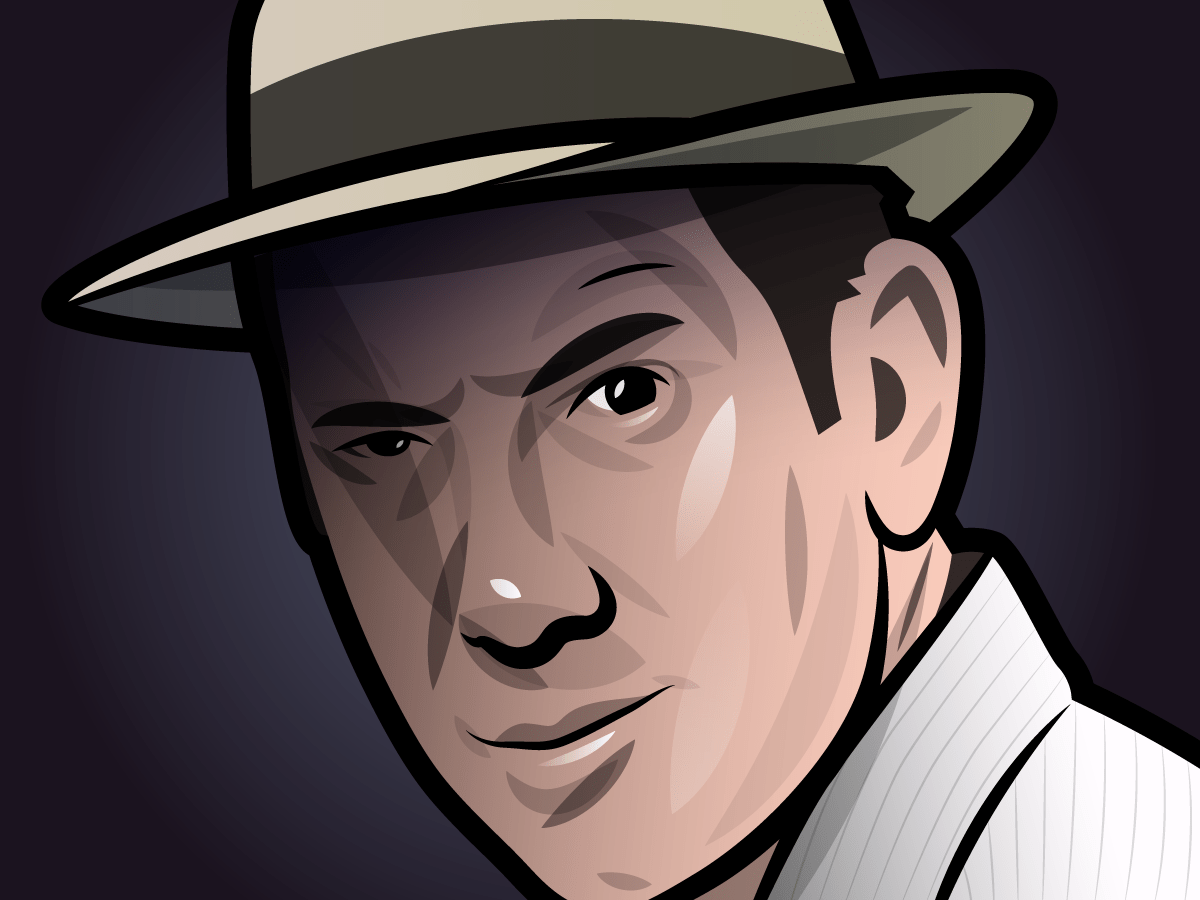 Matt Drudge portrait