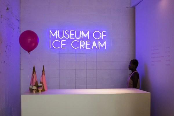 Museum Of Ice Cream In York Pool Sprinkles - Business Insider
