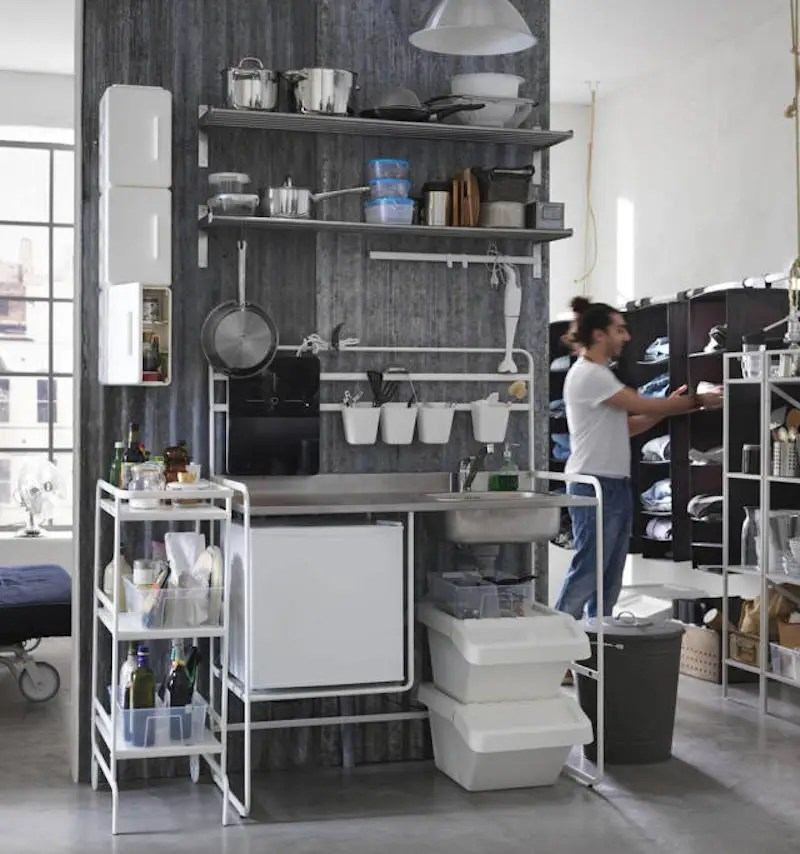 Ikea minikitchen designed for small apartments  Business Insider