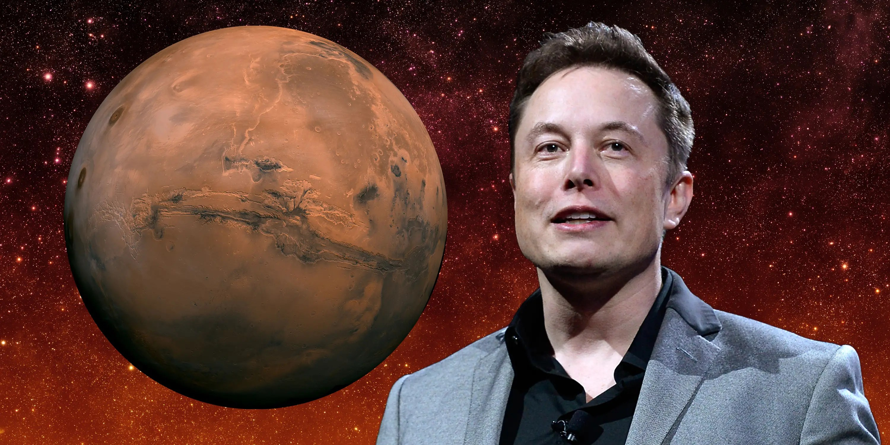 Image result for musk mars