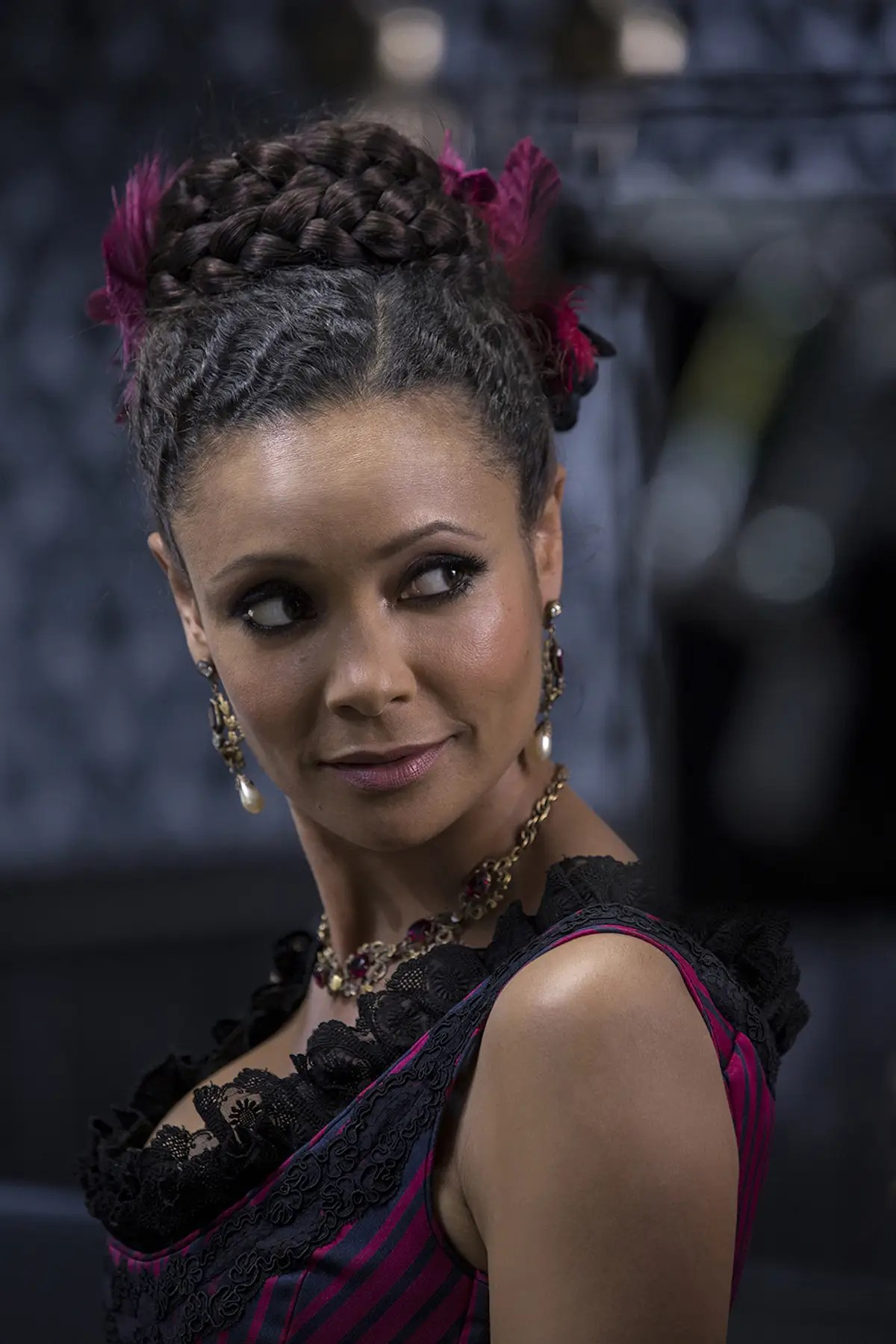 Image result for Thandie Newton – Westworld – HBO