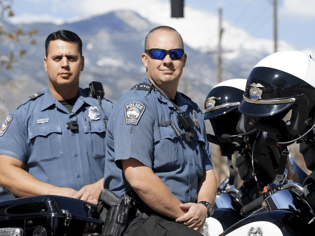 cops wear digital ally body cameras