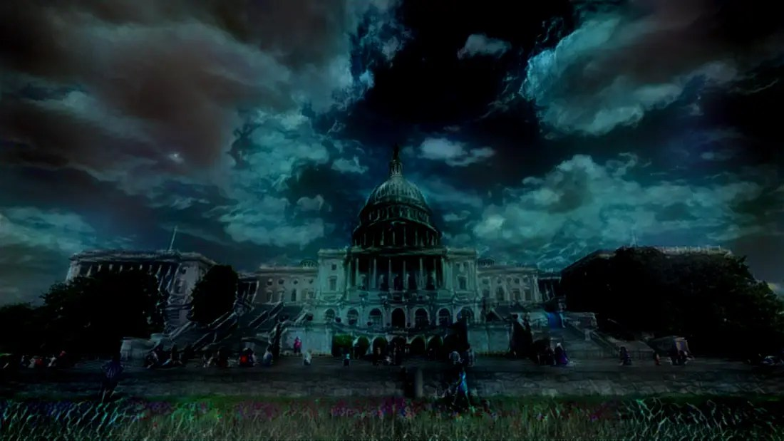 capitol building ai toxic mit nightmare machine