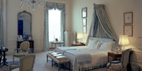 How the White House master bedroom has changed - Business ...