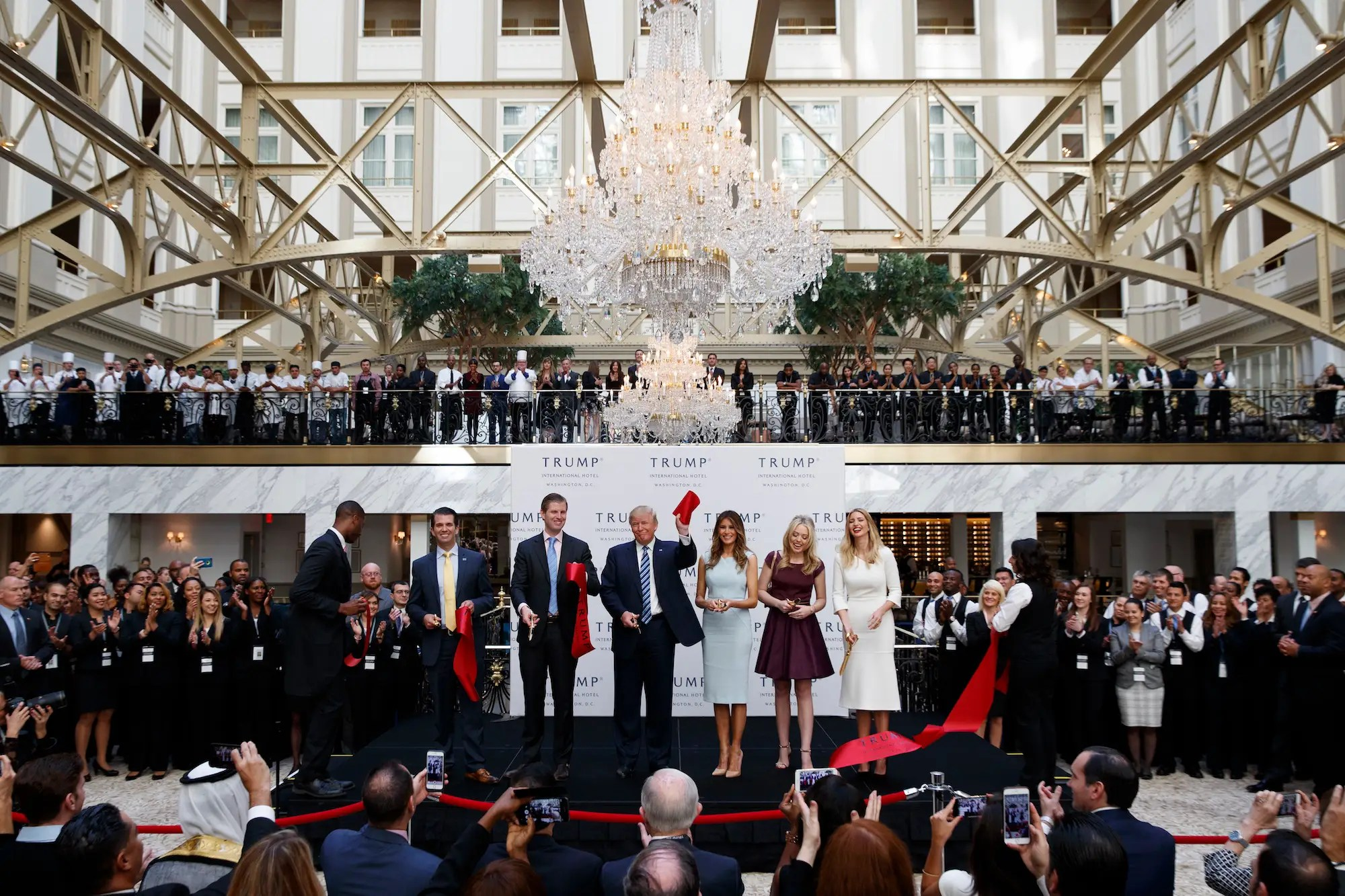 Trump's conflicts of interest