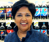 Indra Nooyi — Chairwoman and CEO of PepsiCo