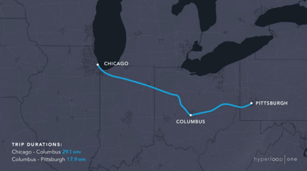 7. Team Hyperloop Midwest