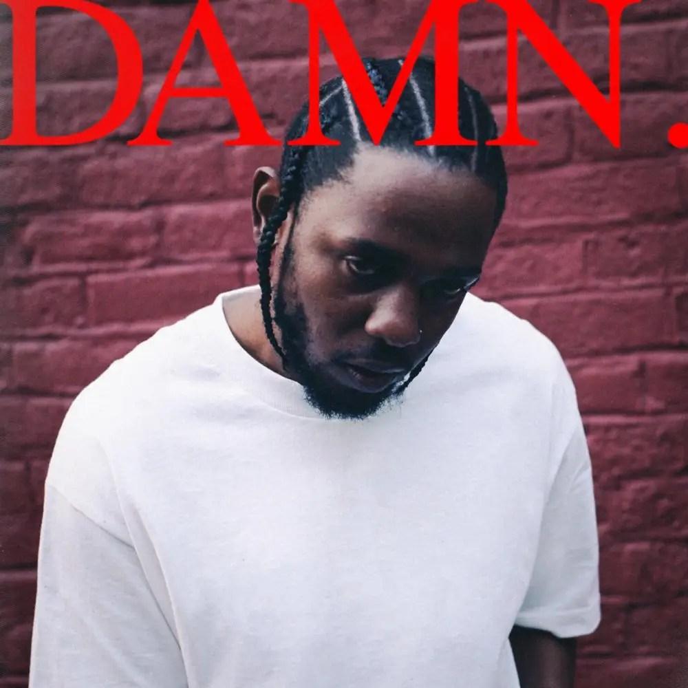 """2017: Kendrick Lamar — """"DAMN."""""""