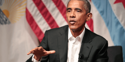 Watch Obama's first speech since leaving office - Business ...
