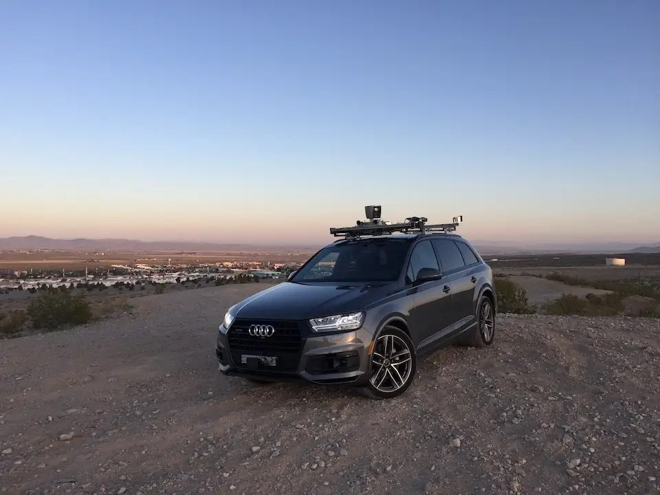 aurora innovation audi q7