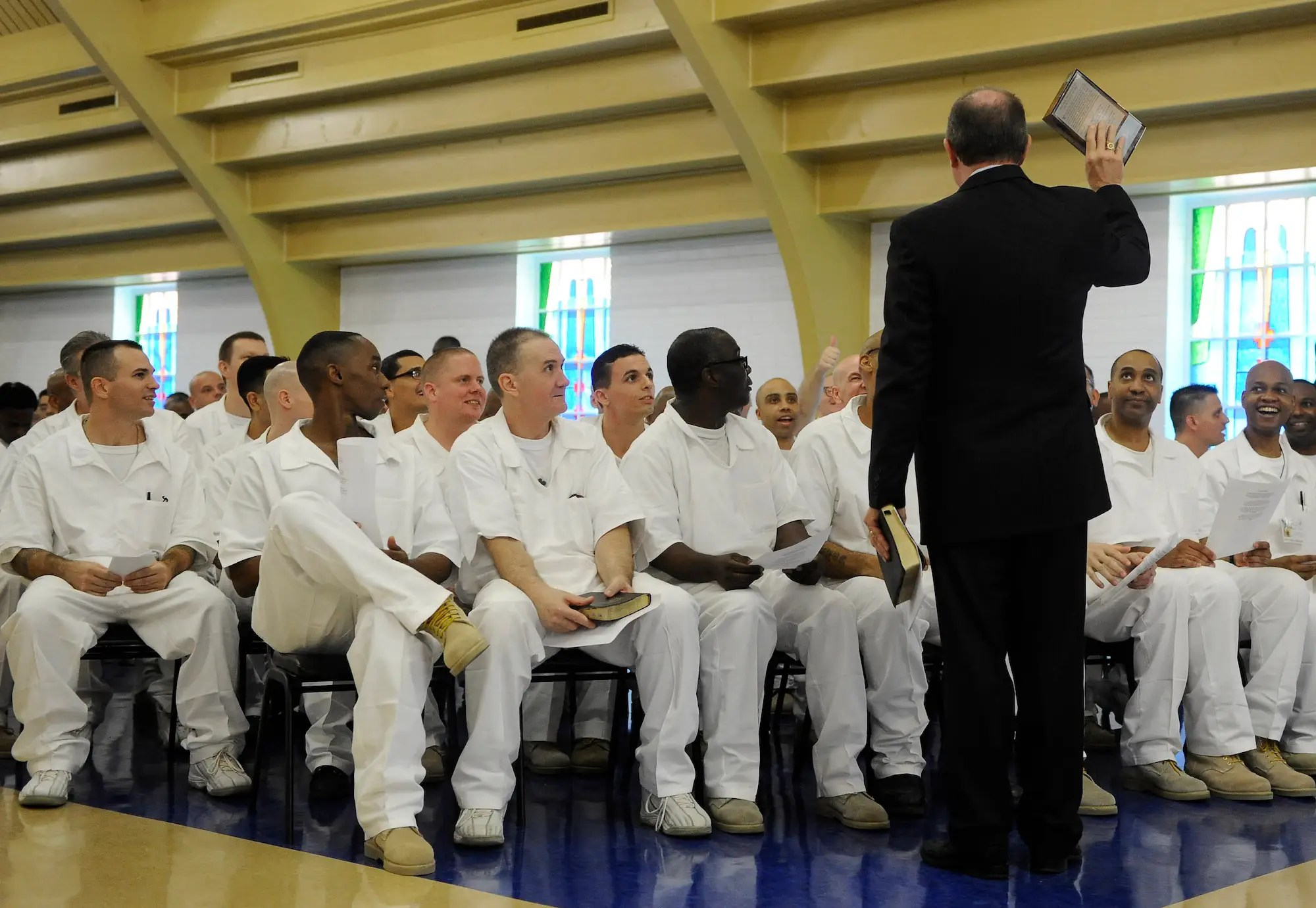 texas inmates prison program
