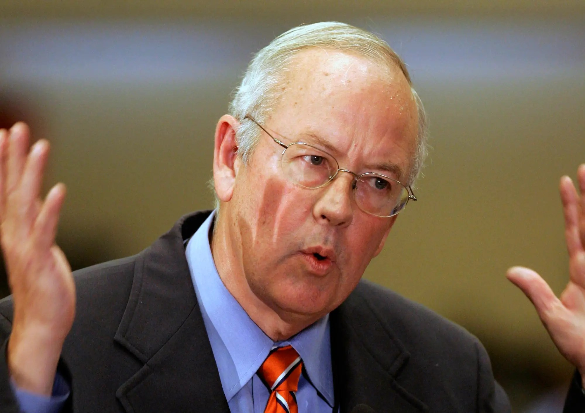 kenneth starr clinton independent counsel