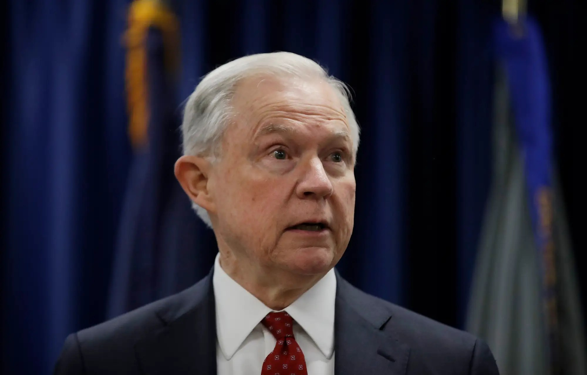 attorney general jeff sessions
