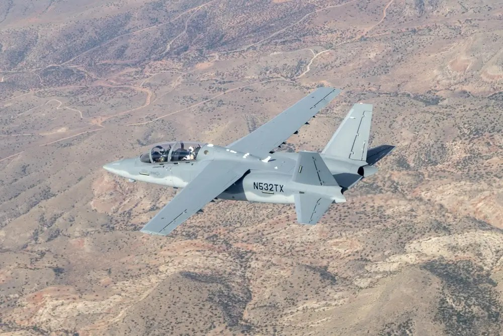 Textron Scorpion Light Attack Experiment