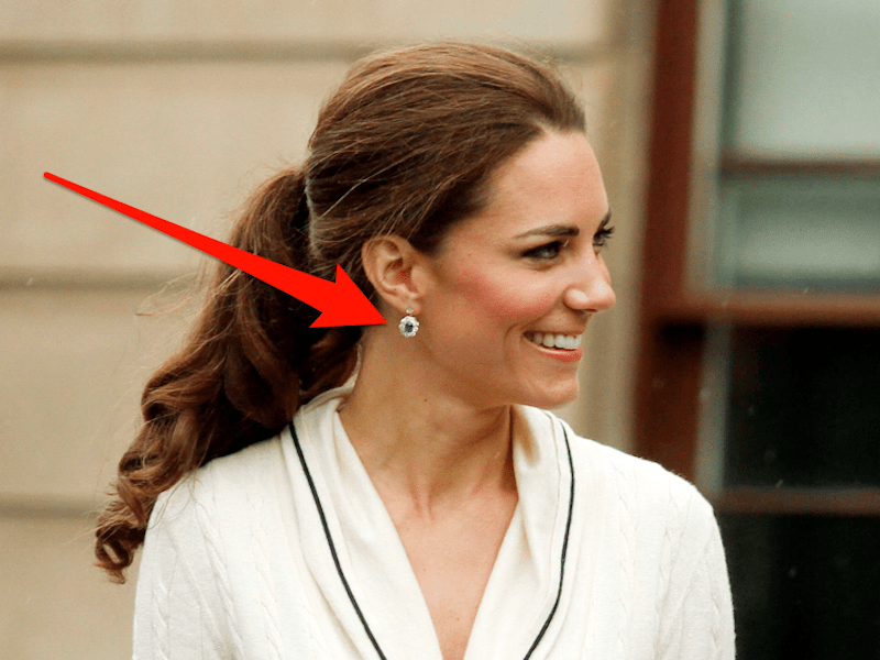 Royal heirlooms that Kate Middleton wears