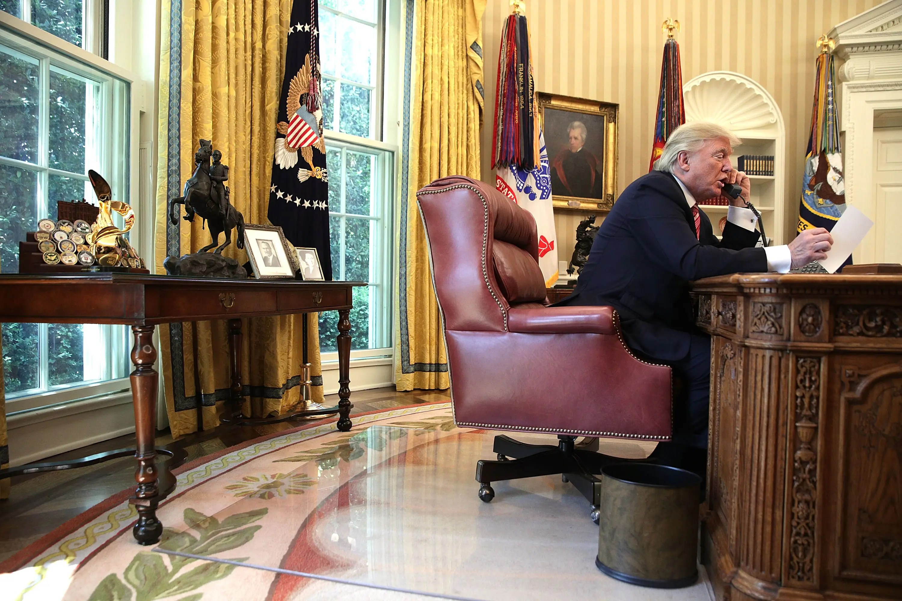oval office chair posture yoga north korea does not want peace talks it wants to bully