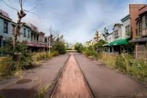 Abandoned Japan Reveal Eerie Post