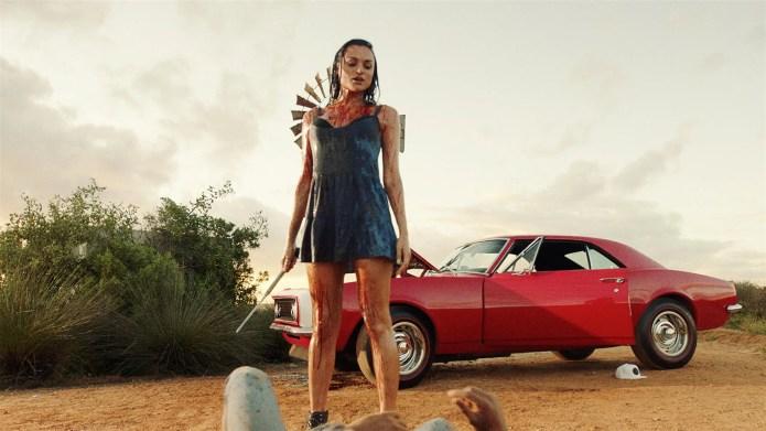 """Blood Drive"" - Syfy, una temporada"