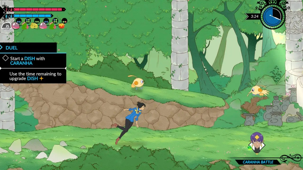 """Hunting in """"Battle Chef Brigade"""" is a ton of fun, and surprisingly deep."""