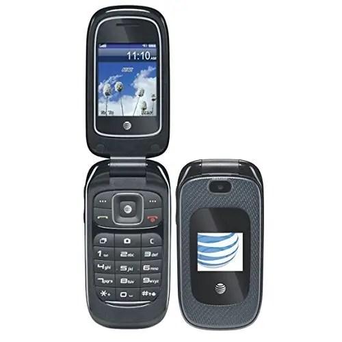 Flip Phone ZTE Z222
