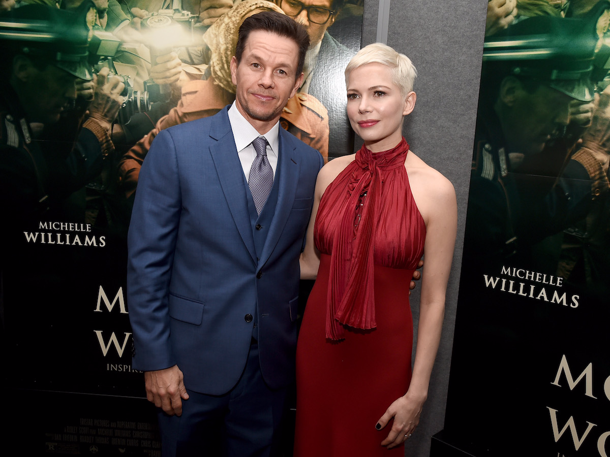 Mark Wahlberg and Michelle Williams All the Money in the World